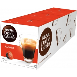 DOLCE GUSTO PACKS 3 LUNGO