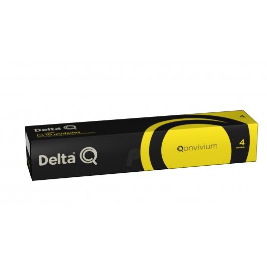 Cápsulas Delta Q® Breakfast 10 ud