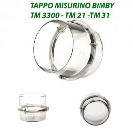 Vaso de Medición Taza Adecuada para Vorwerk Thermomix TM21 TM31 TM3300 NUEVO