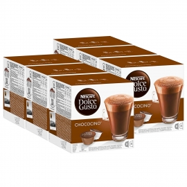DOLCE GUSTO 6X-CHOCOCINO