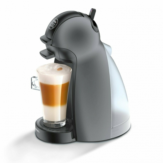 Cafetera Capsulas Nescafe Dolce Gusto Expresso Krups Piccolo KP100B ANTRACITA