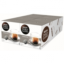 DOLCE GUSTO  BARISTA LOTE DE 6 PAQUETES